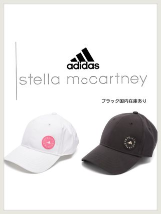 adidas by Stella McCartney Street Style Collaboration Caps