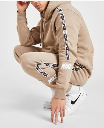 Nike Street Style Sweats Two-Piece Sets