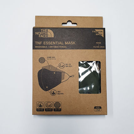 THE NORTH FACE Street Style Logo Face Masks