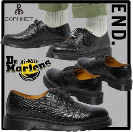 Dr Martens 1461 Street Style Leather Shoes