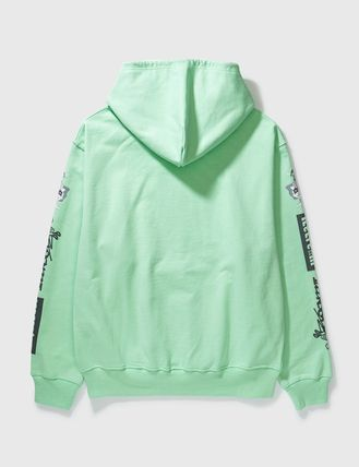 Billionaire Boys Club Hoodies Pullovers Unisex Street Style Collaboration Long Sleeves 3