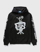 Billionaire Boys Club Hoodies Pullovers Unisex Street Style Collaboration Long Sleeves 4