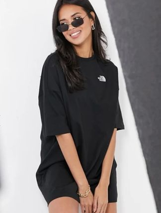 THE NORTH FACE Logo Dresses