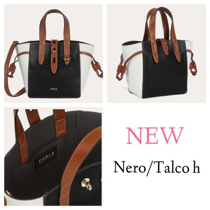 Leather Elegant Style Formal Style  Totes