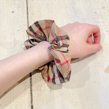 Burberry Formal Style  Scrunchy Casual Style Party Style Office Style