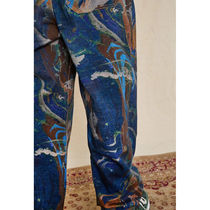 JADED LONDON More Jeans Printed Pants Denim Street Style Cotton Oversized Jeans 6