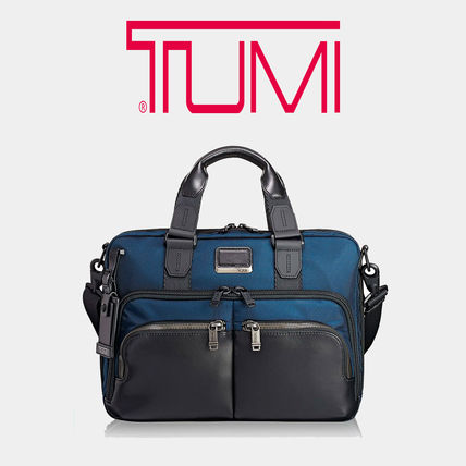 TUMI Nylon Leather Business & Briefcases