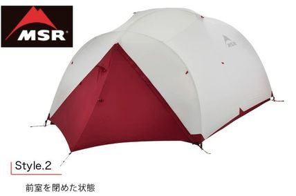 Mountain Safety Research Tent & Tarp