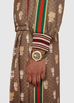 GUCCI GG Supreme Blended Fabrics Collaboration Quartz Watches Divers Watches