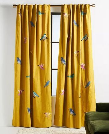 Art Patterns Curtains