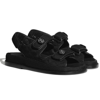 CHANEL SPORTS Sandals