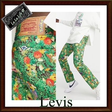 Levi's More Jeans Street Style Jeans