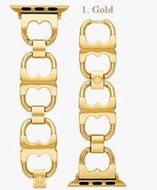 Tory Burch GEMINI LINK Stainless Elegant Style Apple Watch Belt Watches