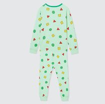SPAO Unisex Collaboration Co-ord Kids Girl Roomwear