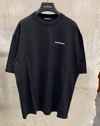 BALENCIAGA Balenciaga Large Fit T-Shirt