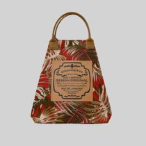 gilsonmartins Shoppers Leopard Patterns Tropical Patterns Unisex A4 2WAY 4
