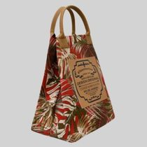 gilsonmartins Shoppers Leopard Patterns Tropical Patterns Unisex A4 2WAY 5