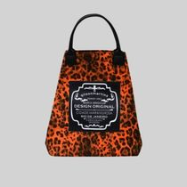 gilsonmartins Shoppers Leopard Patterns Tropical Patterns Unisex A4 2WAY 6