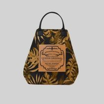 gilsonmartins Shoppers Leopard Patterns Tropical Patterns Unisex A4 2WAY 16
