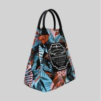 gilsonmartins Shoppers Leopard Patterns Tropical Patterns Unisex A4 2WAY 19