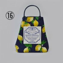 gilsonmartins Shoppers Tropical Patterns Unisex A4 2WAY PVC Clothing Logo Shoppers 19