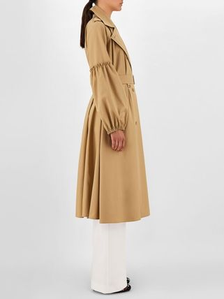 MaxMara Casual Style Street Style Long Party Style Office Style