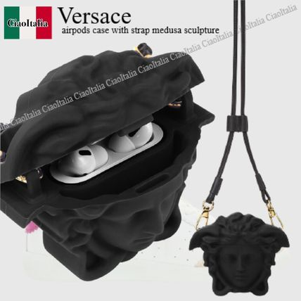VERSACE La Medusa Wireless Headphones Case
