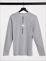 THE NORTH FACE Long Sleeve Crew Neck Long Sleeves Long Sleeve T-shirt Logo Outdoor 8