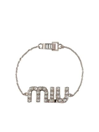 MiuMiu Costume Jewelry Casual Style Street Style Party Style