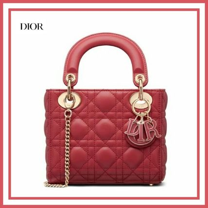 Christian Dior LADY DIOR Mini Lady Dior Bag