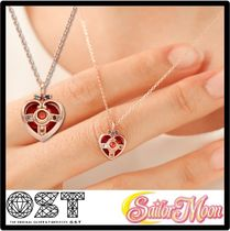OST Casual Style Unisex Street Style Necklaces & Pendants