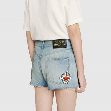 GUCCI Casual Style Unisex Street Style Shorts