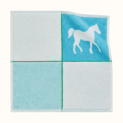 HERMES Cavalcolor Washcloth