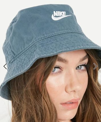 Nike Street Style Bucket Hats Hats & Hair Accessories