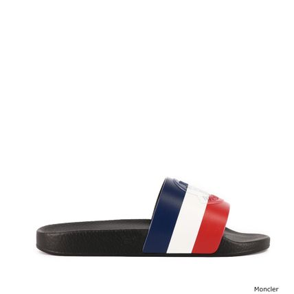 MONCLER Logo PVC Clothing Sandals
