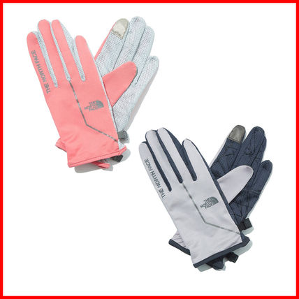 THE NORTH FACE WHITE LABEL Logo Gloves Gloves