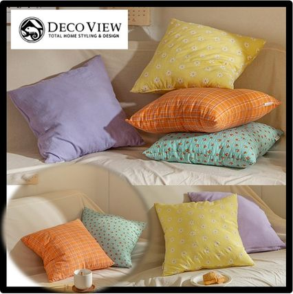 DECO VIEW Street Style Decorative Pillows