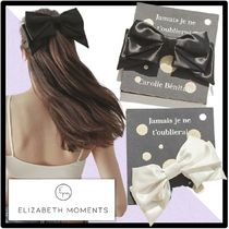 ELIZABETH MOMENTS Casual Style Formal Style  Hair Accessories