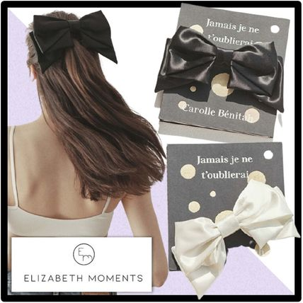 ELIZABETH MOMENTS Formal Style  Casual Style Hair Accessories