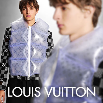 Louis Vuitton MONOGRAM Inflatable Gilet
