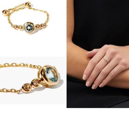 Casual Style Party Style With Jewels Elegant Style