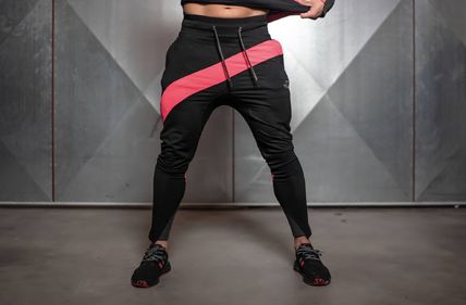 Body Engineers Street Style Activewear Bottoms