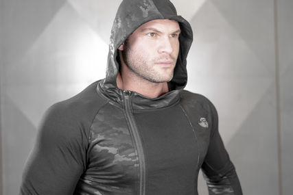 Body Engineers Street Style Activewear Tops
