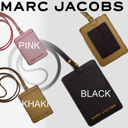 MARC JACOBS Leather Card Holders