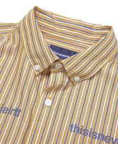 thisisneverthat Shirts Street Style Long Sleeves Cotton Shirts 12
