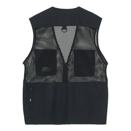 THE NORTH FACE Unisex Street Style Logo Vests