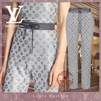 Louis Vuitton MONOGRAM Monogram Casual Style Unisex Silk Nylon Blended Fabrics
