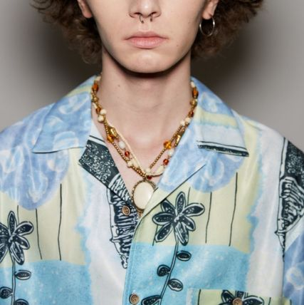 ANDERSSON BELL Shirts Unisex Street Style Printed Shirt Shirts 2