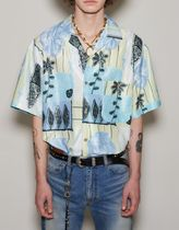 ANDERSSON BELL Shirts Unisex Street Style Printed Shirt Shirts 5