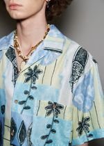ANDERSSON BELL Shirts Unisex Street Style Printed Shirt Shirts 9